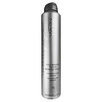 Kenra platina volumineuze touch memory spray #12 8 oz