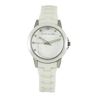 Dame'Watch Devota & Lomba DL007WFLOW-01WHITE (33 mm) (Ø 33 mm)
