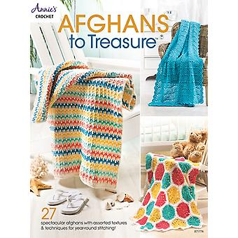 Afghans to Treasure by Annies Crochet
