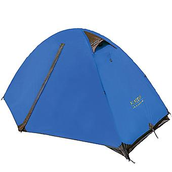 Double-layer storm tent