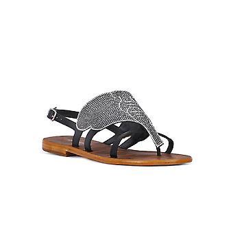 CafeNoir Sandalo Infradito GB1071803 ellegant summer women shoes