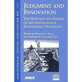 Judgment and Innovation - 9780784405376 Book