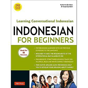 Indonesia aloittelijoille Katherine Davidsen - 9780804849180 Kirja