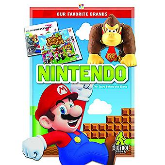 Our Favourite Brands - Nintendo by  -Martha London - 9781644941836 Book