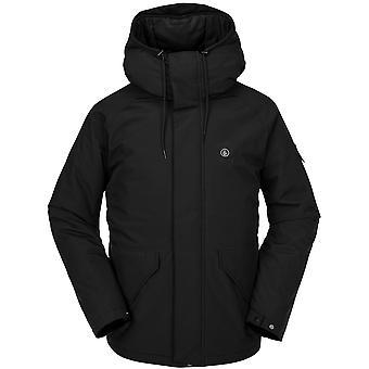 Volcom Synthwave 5K jasje in zwart