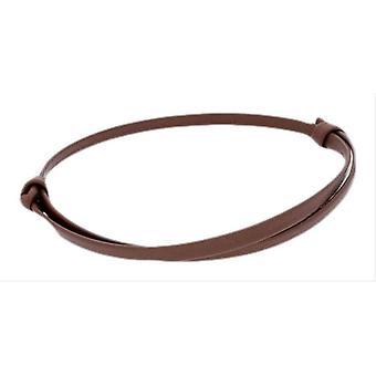 Duncan Walton Gigi Leather Bracelet - Brown
