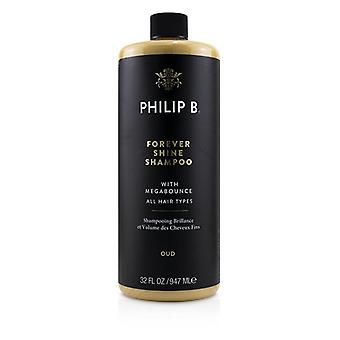 Philip B Forever Shine Shampoo (with Megabounce - All Hair Types) 947ml/32oz
