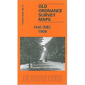 Hull (NE) 1908 - Yorkshire Sheet 226.15 by Susan Neave - 9781841519869