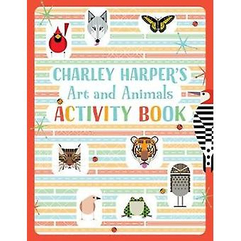 Charley Harpers Art and Animals Activity Book by Illustrated by Charley Harper