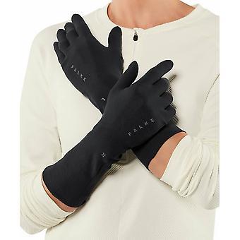 Falke Light Ski Gloves - Black