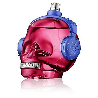 Politi - at være Miss Beat 125Ml - Eau De Parfum - 125ML