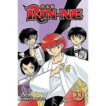 RIN-NE - Vol. 33 by Rumiko Takahashi - 9781974714926 Book