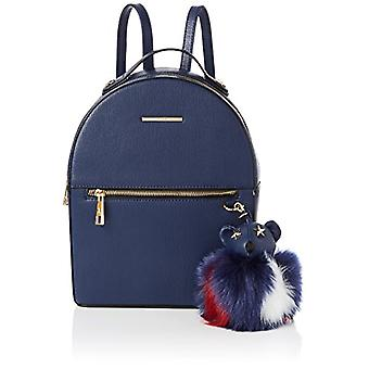 Aldo Adraolla - Women Blue Backpack Bags (Navy) 9x30.5x23.5 cm (W x H L)