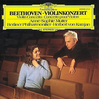 L.V. Beethoven - Beethoven: Violinkonzert [CD] USA import