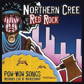 Northern Cree - Red Rock [CD] USA import