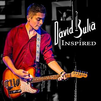 David Julia - Inspired [CD] USA import