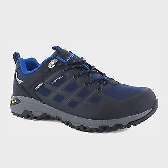 Hi Tec Men's Lite Velocity Low Walking Shoes Navy