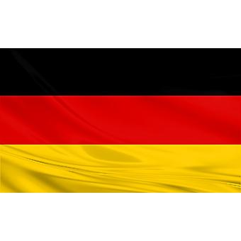 Pack of 3 Germany Flag 3ft x 5ft Polyester Fabric Country National
