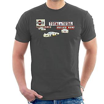 Motorsport Images Porsche 906 Leads The Turn Men's T-Shirt