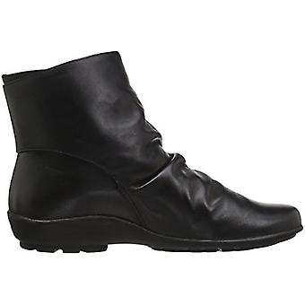Walking wiegen vrouwen Harlow Leather closed toe enkel mode laarzen