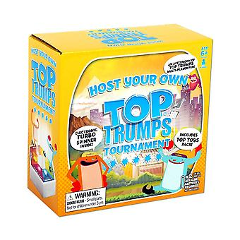 Host Your Own Top Trumps Tournament Card Game
