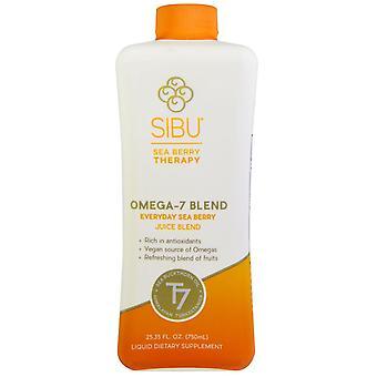 Sibu Beauty, Omega-7 Blend, Everyday Sea Berry Juice Blend, 25.35 fl oz (750 ml)