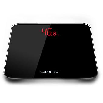 A3 Bathroom Scales Accurate Smart Electronic Digital Weight - Home Floor Health Balance Body Glass Led Display