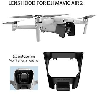 Anti-glare Lens Hood Gimbal Protective Cap Lens Cover For DJI Mavic