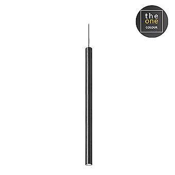 leds-c4 pekepenn - LED stor super slank tak anheng lys svart 3cm