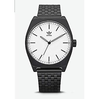 Adidas men's Quartz analog watch with stainless steel band Z02-005-00