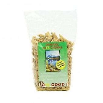 Organico - It's Soya Good Soy Chunks 150g