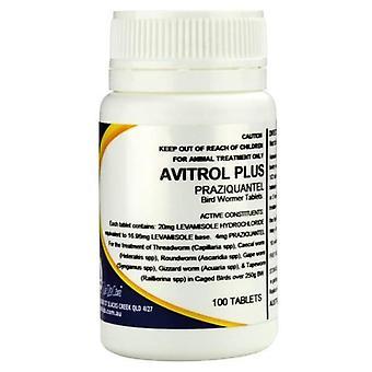 Avitrol Plus comprimidos 100