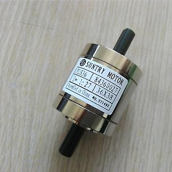 1:3.71 Dual Axis Planetary Speed-up Gearbox Pls36/accelerator