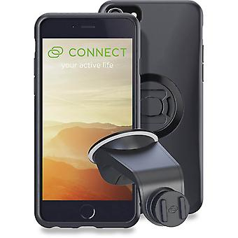 sp connect black iphone 8/7/6/6s case and suction mount
