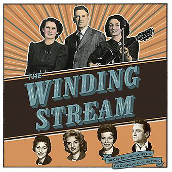 Winding Stream - the Carters the Cashes / O.S.T. - Winding Stream - the Carters the Cashes / O.S.T. [CD] USA import