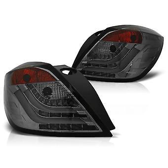 Takavalot OPEL ASTRA H 03 04-09 3D GTC SAVU LED