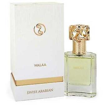 Swiss Arabian Walaa By Swiss Arabian Eau De Parfum Spray (unisex) 1.7 Oz (miehet) V728-551970