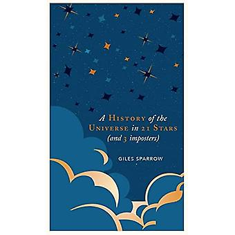 The History of the Universe in 21 Stars