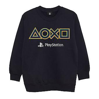 Playstation Icons Girls Crewneck Sweatshirt | Officiële merchandise