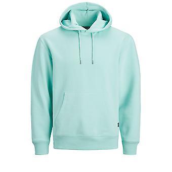 JACK & JONES Mænd SOFT SWEAT HOOD Sweatshirt Basic Jumper Hooded Basic Hoodie