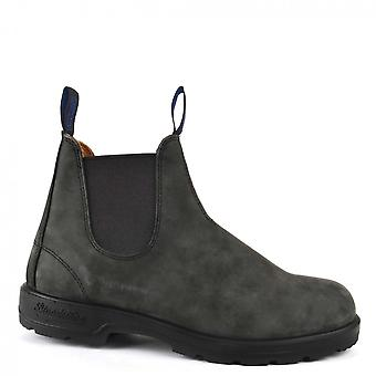 Blundstone 1478 قسط ماء الأحذية الحرارية ريفي أسود