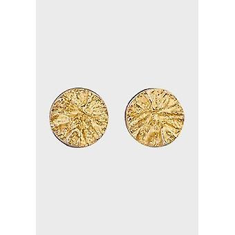 Kalevala korvakorut Naisten kiemurat 14K Kulta 1651080T