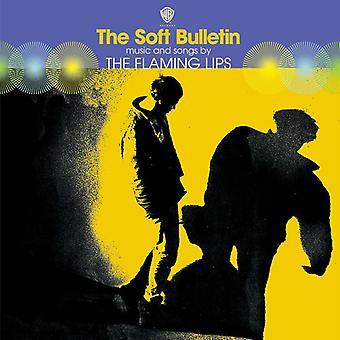 Flaming Lips - Soft Bulletin [CD] USA import