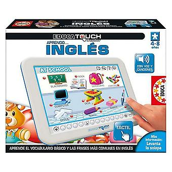 Educational Game Educa I learn English. Touch Junior (EN)