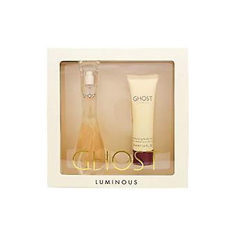 Ghost Luminous Gift Set 50ml EDT + 50ml Body Lotion