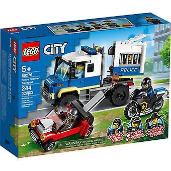 LEGO 60276 نقل السجناء الشرطة