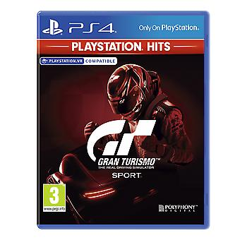 Gran Turismo Sport PS4 Game (PlayStation Hits)
