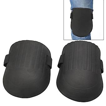 1 Pair Flexible Soft Foam Knee Protective Pads For Sport, Work, Gardening