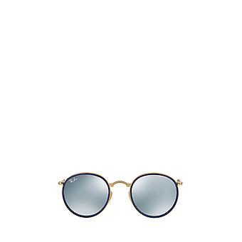 Ray-Ban RB3517 gold unisex sunglasses