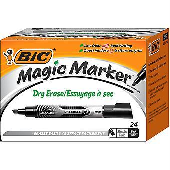 Magic Marker Dry Erase Value Pack, Black